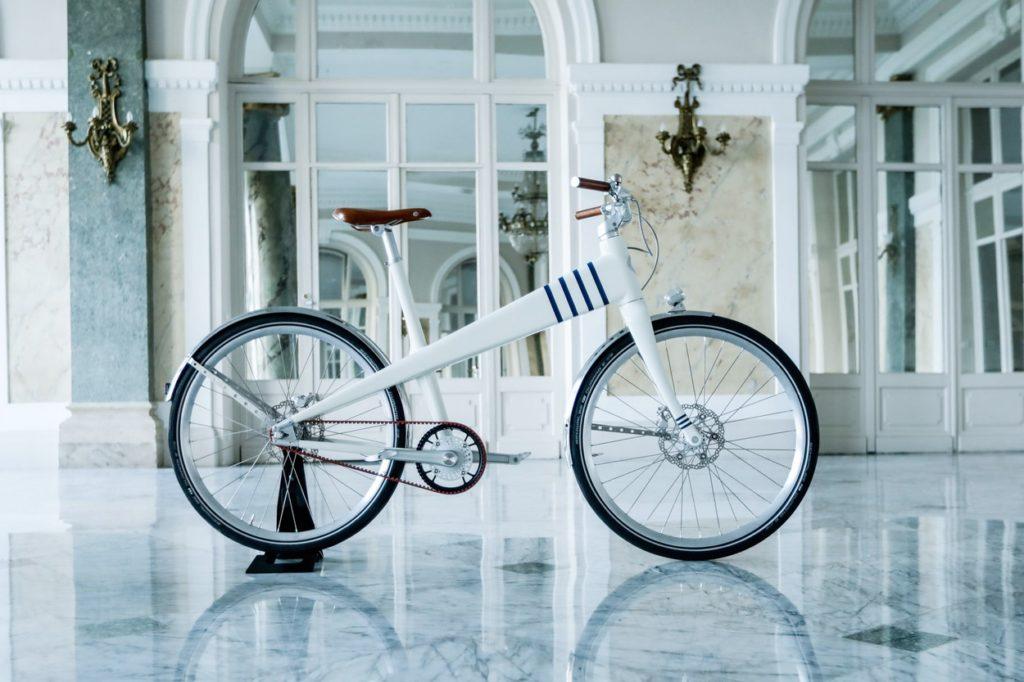 Le vélo électrique de Coleen rend hommage à la bicyclette de Jean Prouvé