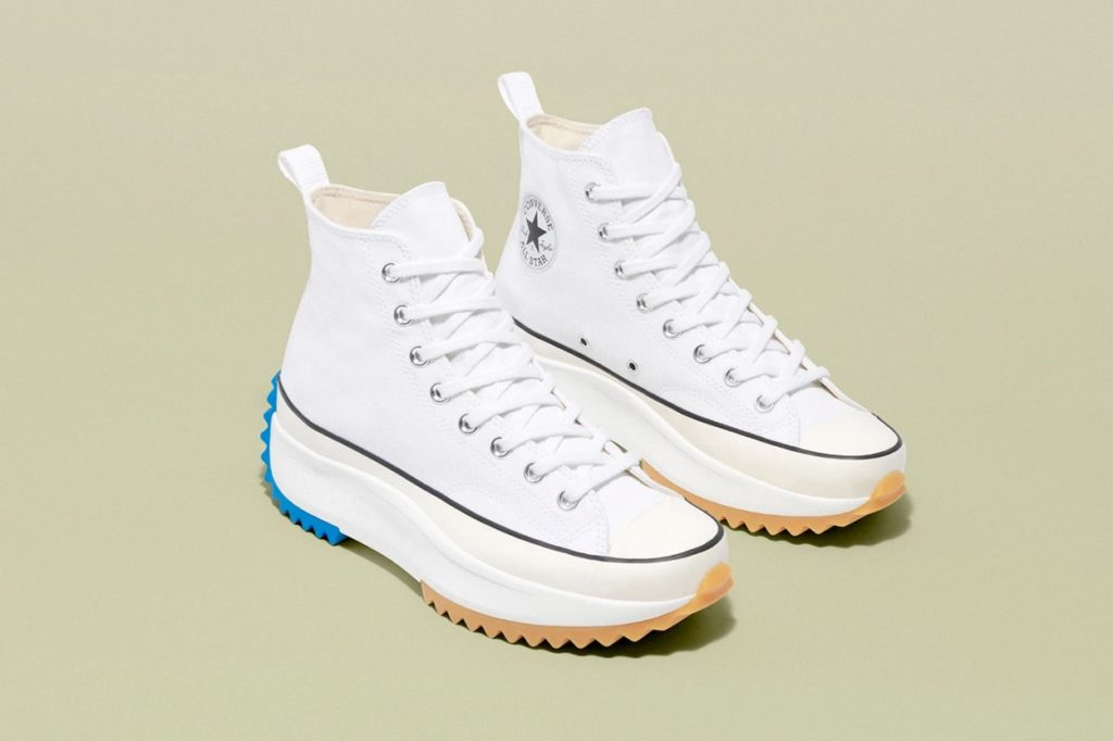 Converse x JW Anderson Run Star Hike