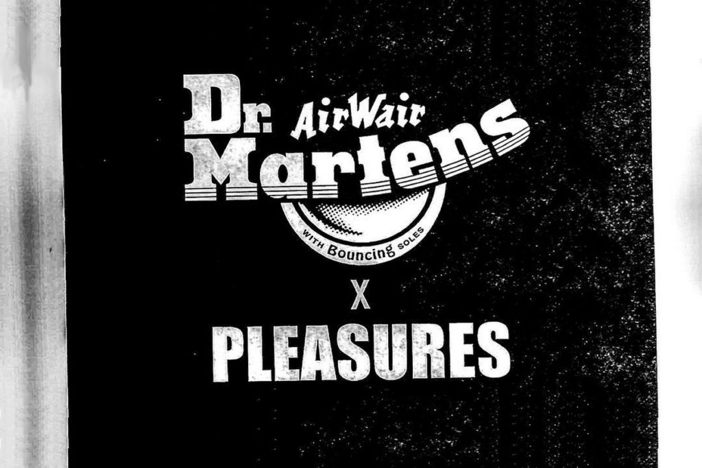 Dr. Martens x PLEASURES