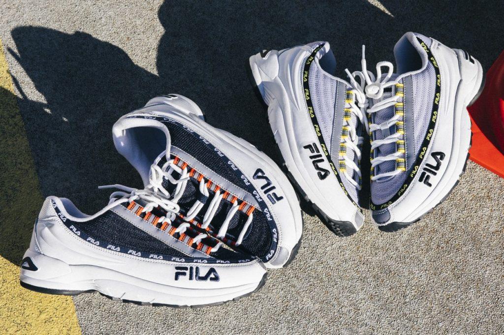FILA relance la DSTR97
