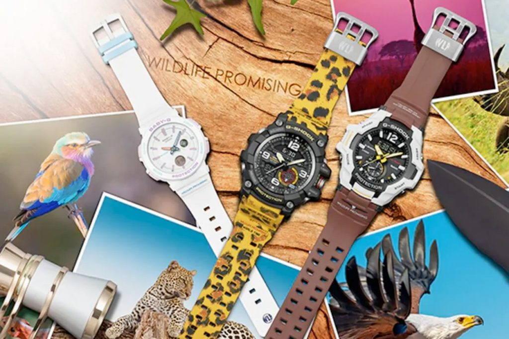 """Série G-Shock & Baby-G """"Love The Sea And The Earth 2019"""""""