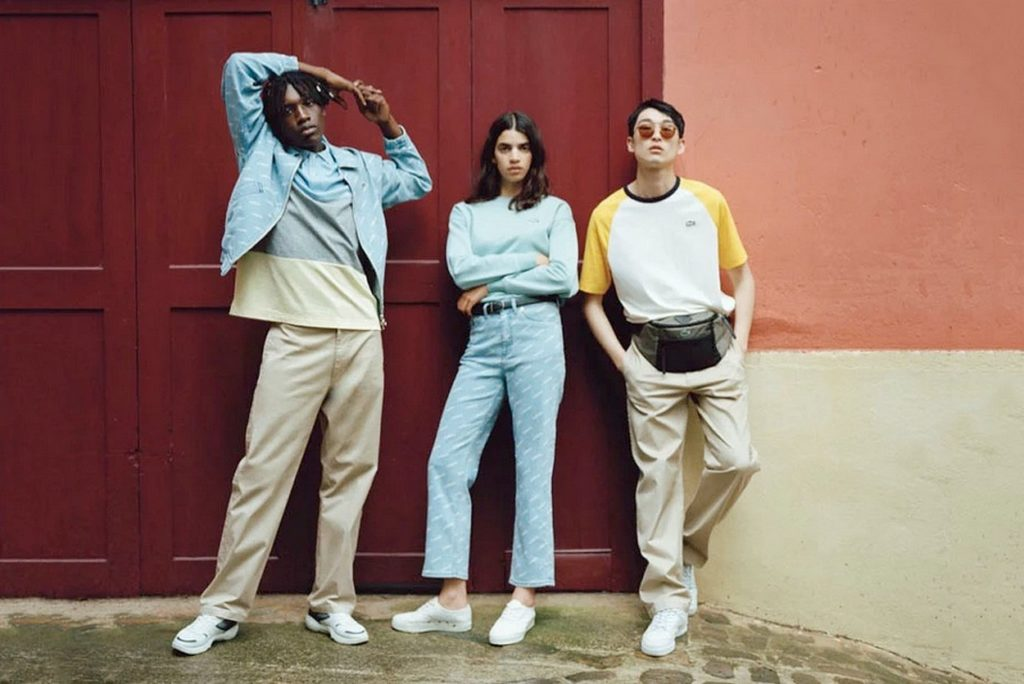 Lookbook Lacoste L!VE Printemps/Été 2019