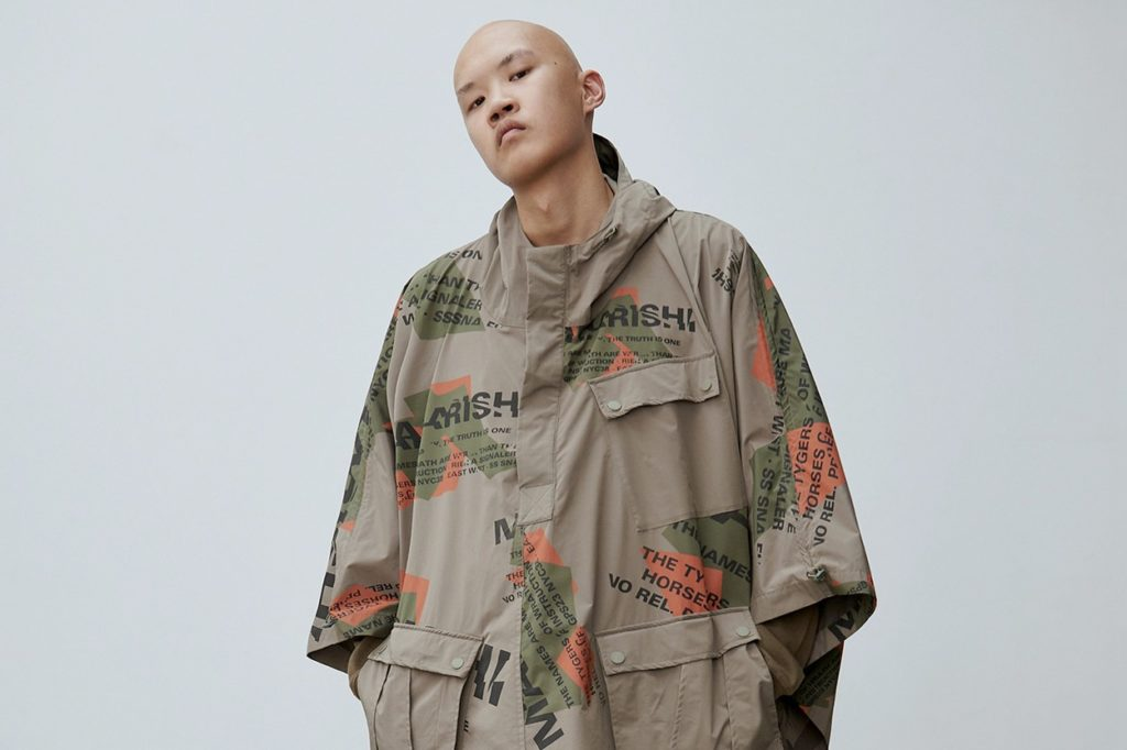 Collection maharishi Printemps 2019