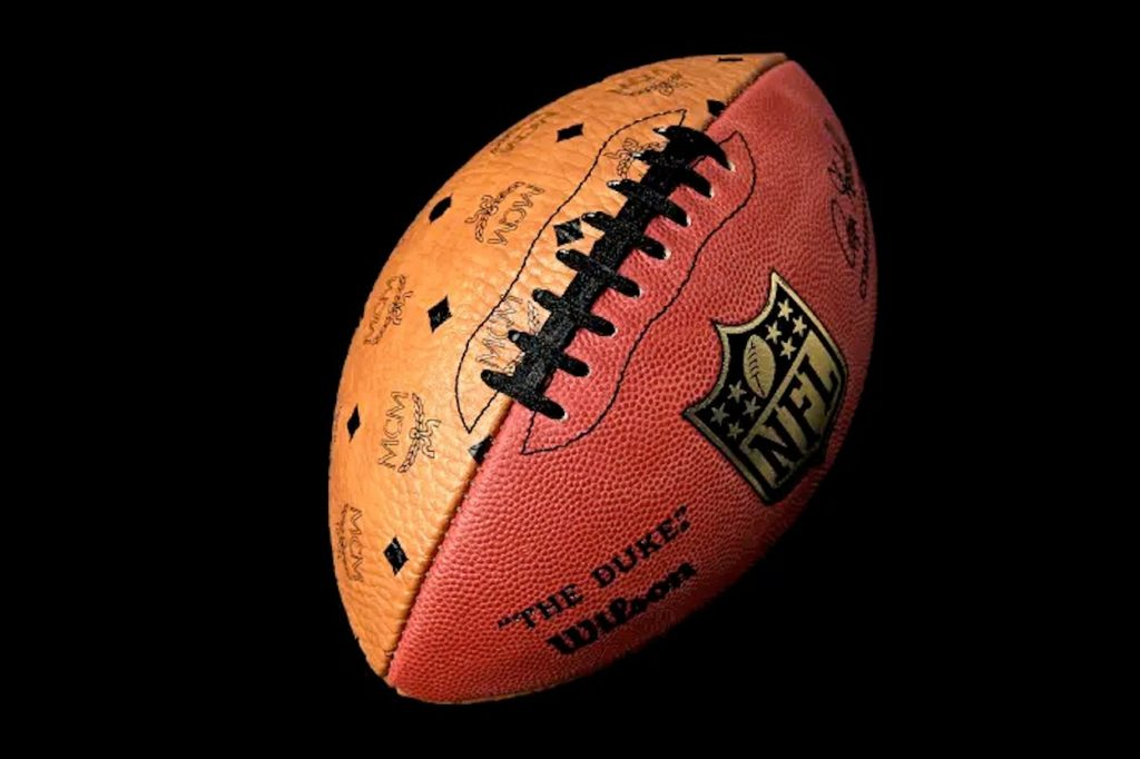 MCM x Wilson Official NFL Football