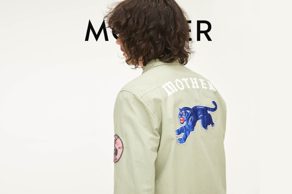 Collection MOTHER Denim Printemps 2019