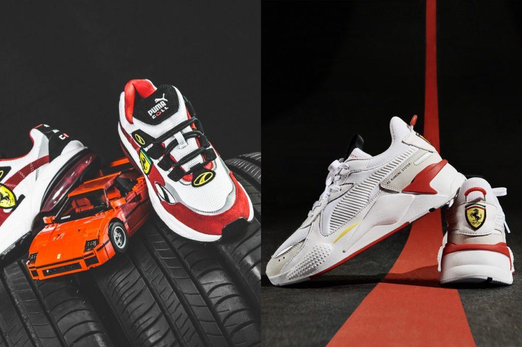 PUMA x Scuderia Ferrari