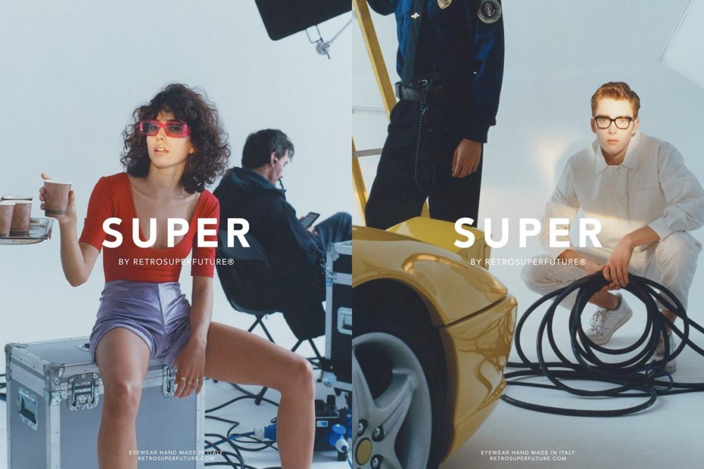 Collection SUPER by RETROSUPERFUTURE Printemps/Été 2019