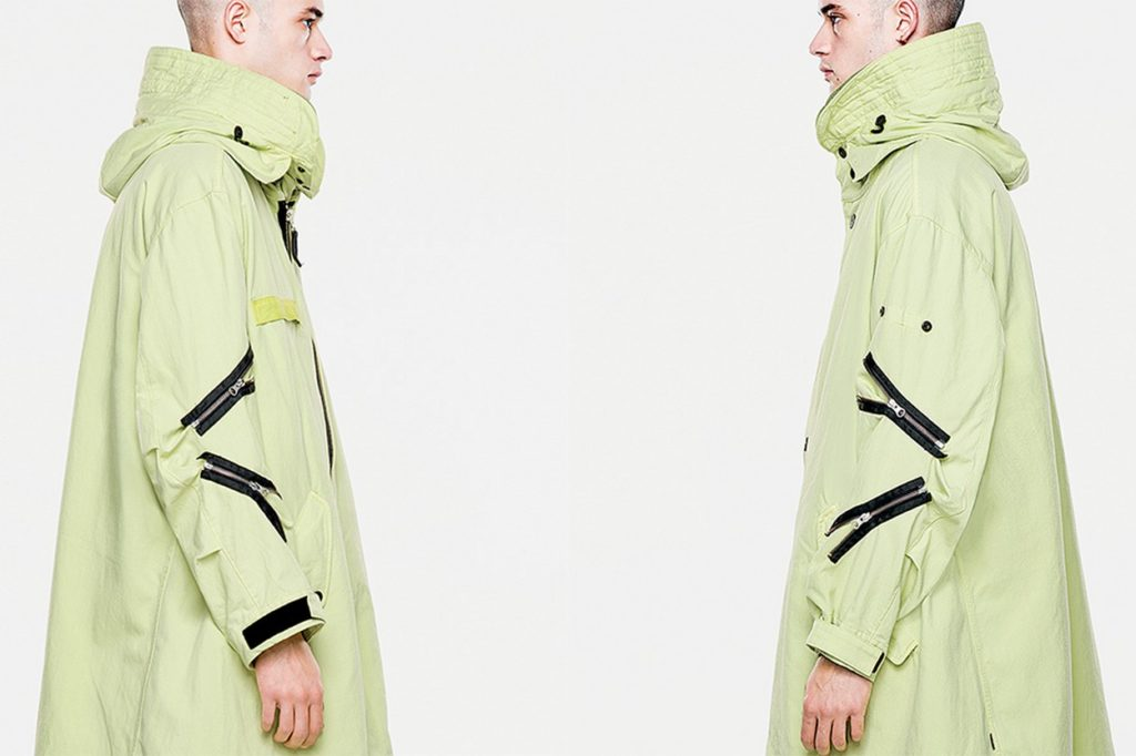 Stone Island Shadow Project Printemps/Été 2019