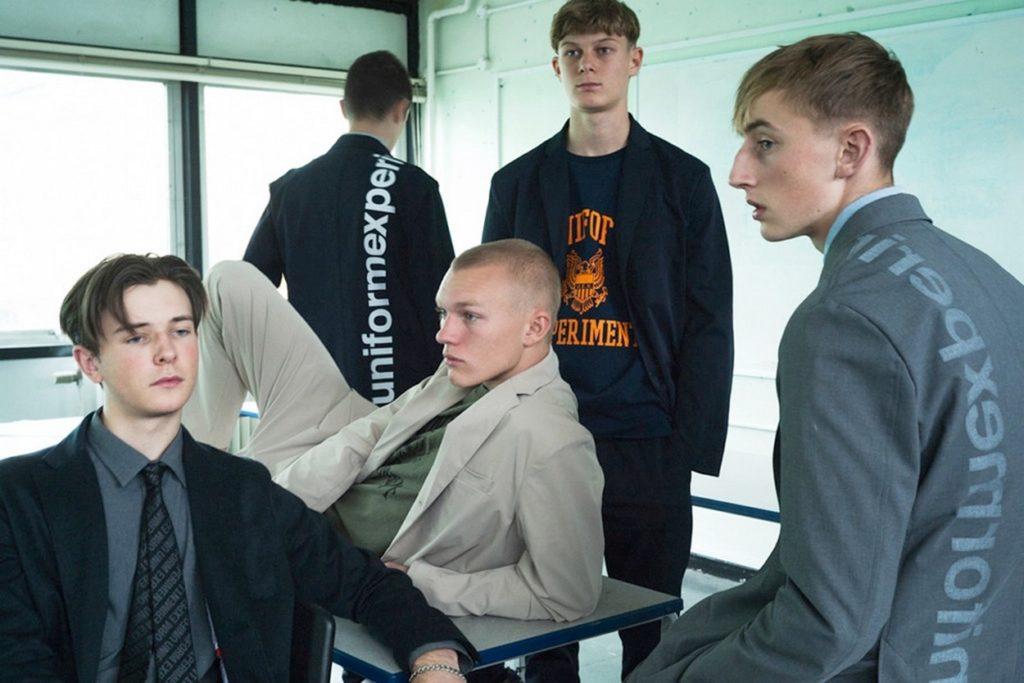 Lookbook uniform experiment Printemps/Été 2019