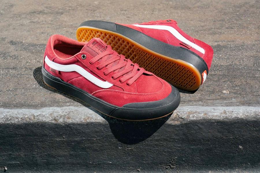 vans berle pro sp19 sneaker 06 | Viacomit