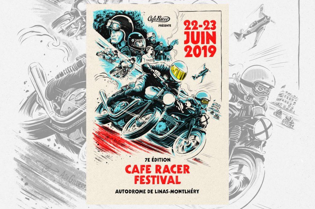 7ème Édition du Cafe Racer Festival