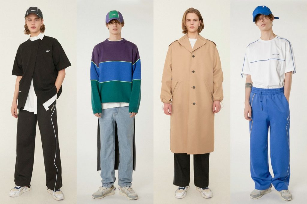 Collection Ader Error Printemps/Été 2019