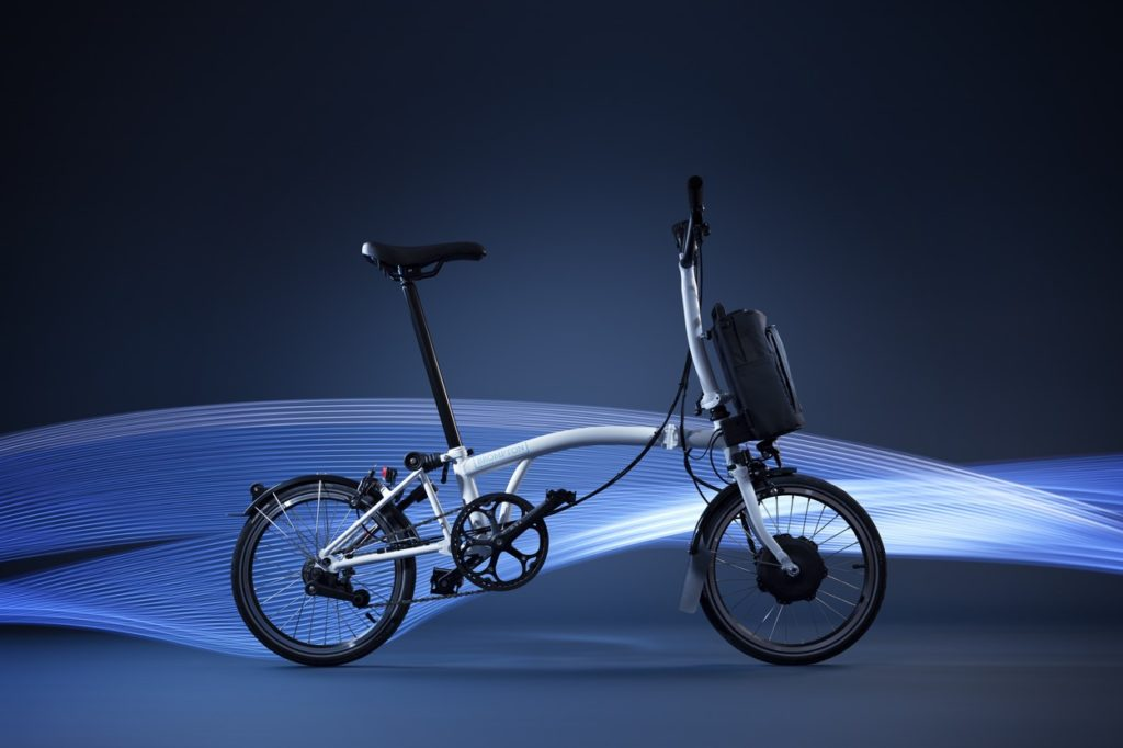 Brompton Electric débarque en France
