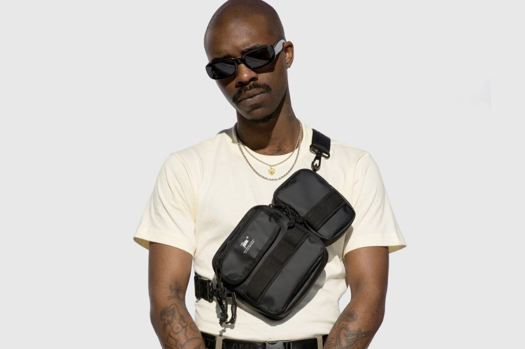 Patta Soundsystem DJ/ Utility Bag