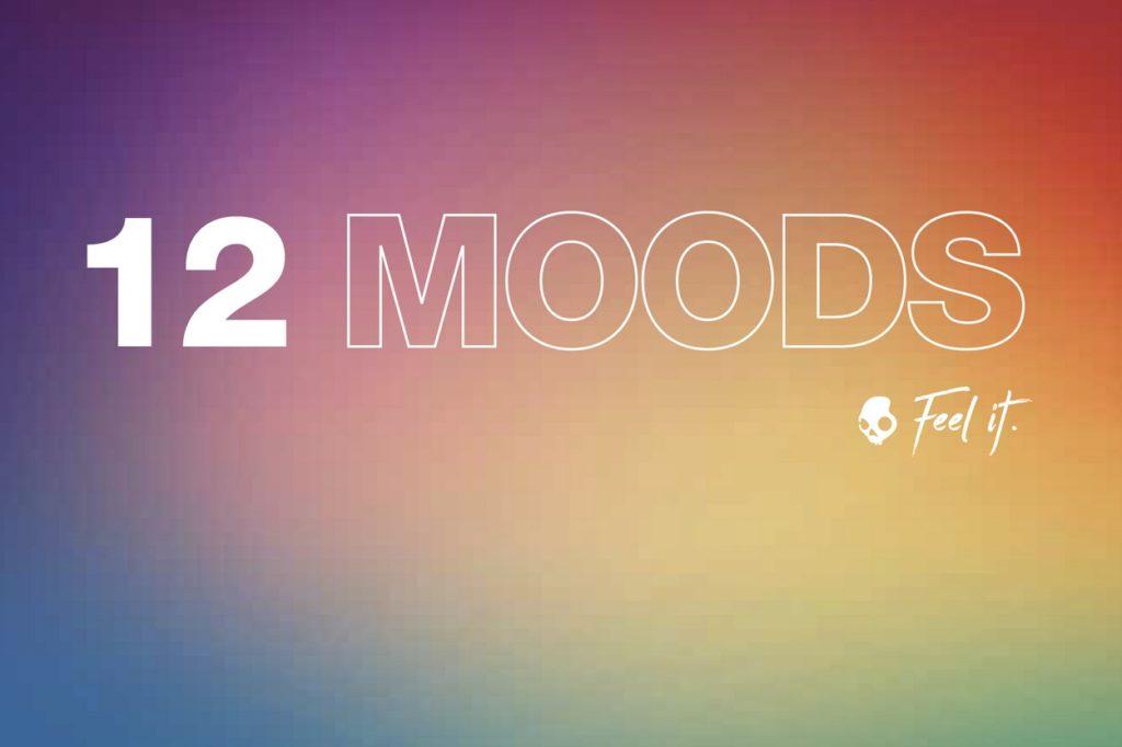 "Skullcandy lance ""12 Moods"""
