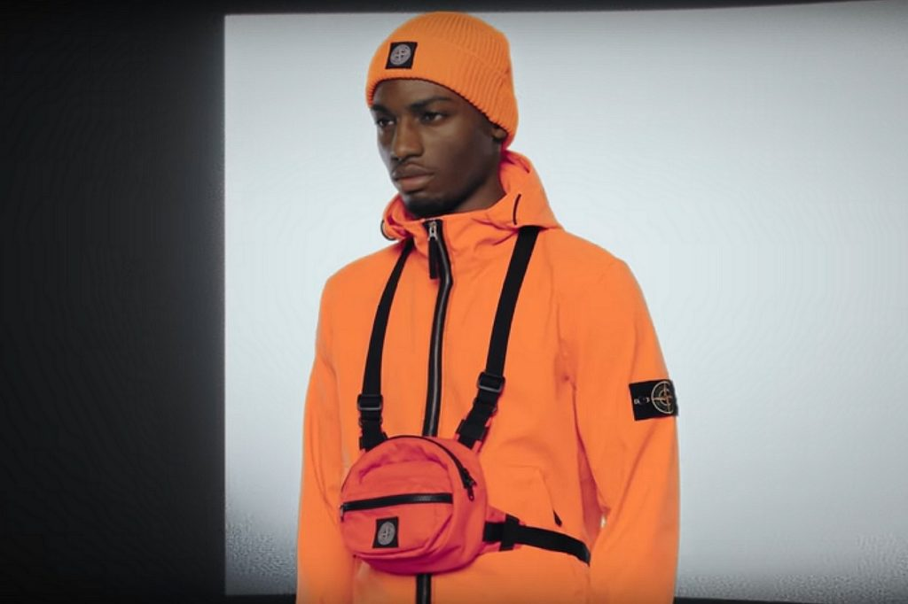 "Collection Stone Island ""Fluo"" Printemps/Été 2019"