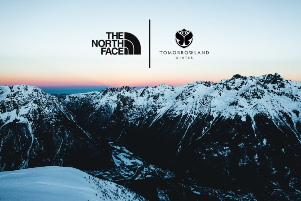 The North Face x Tomorrowland Winter