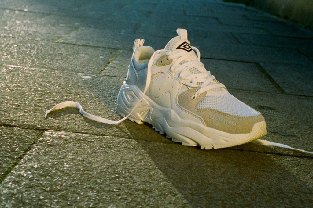 Umbro réédite ses sneakers Run M et Expert Max