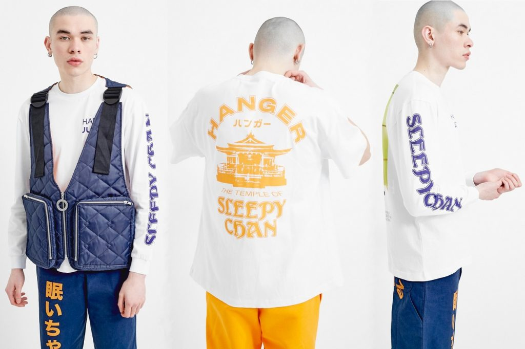 Collection Urban Outfitters x HANGER