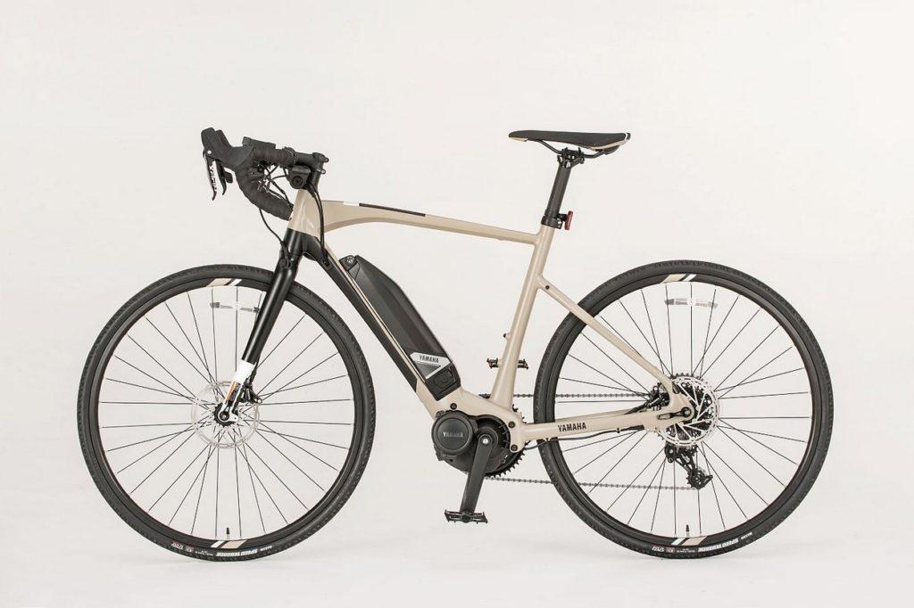 Yamaha Wabash Gravel E-Bike