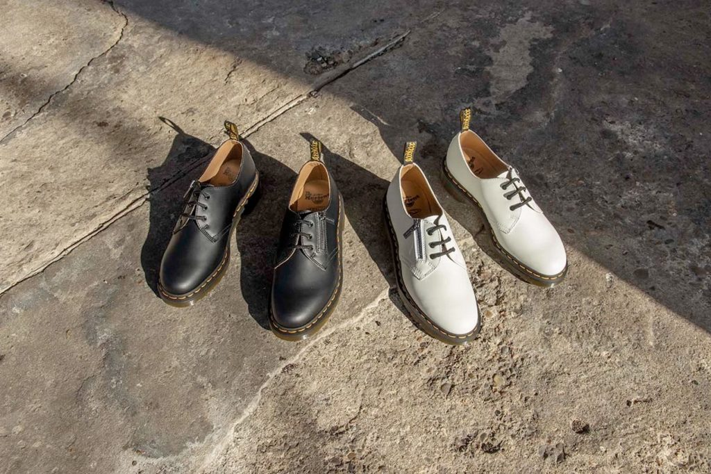 Beams x Dr. Martens 1461 Zip