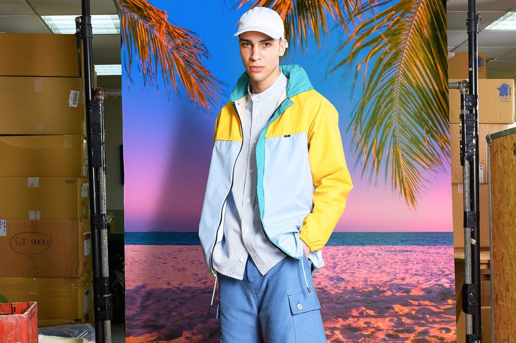 Lookbook Bleu de Paname Printemps/Été 2019