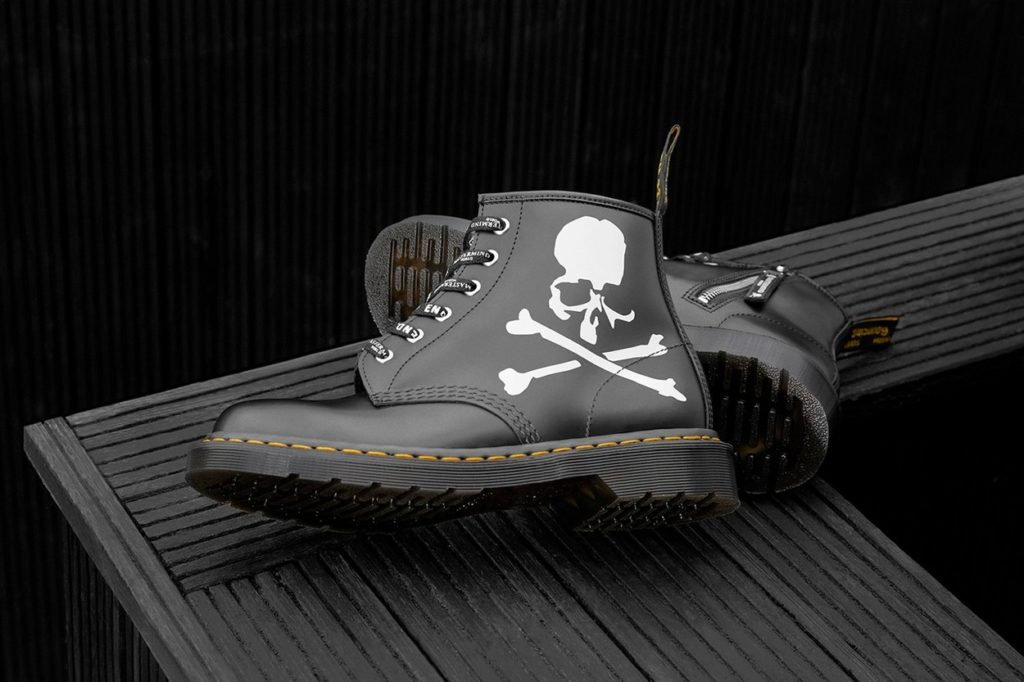 "END. x mastermind WORLD x Dr. Martens ""101 Mastermind"""