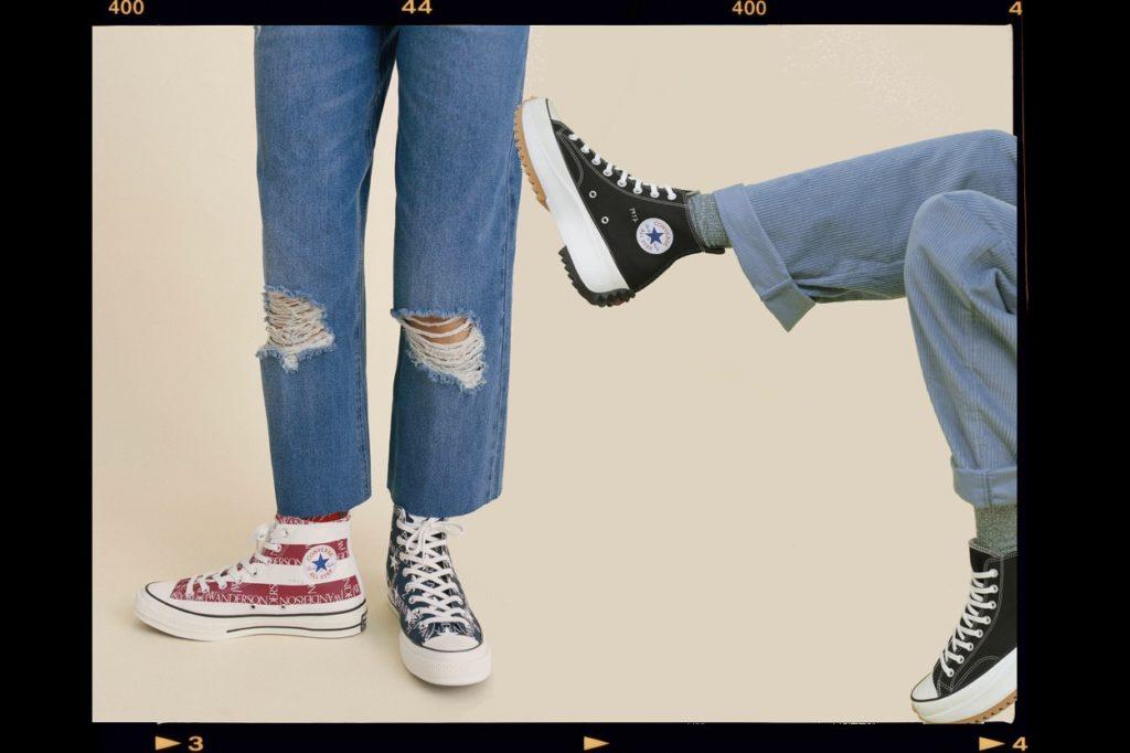 JW Anderson x Converse Run Star Hike et Chuck 70 Printemps/Été 2019