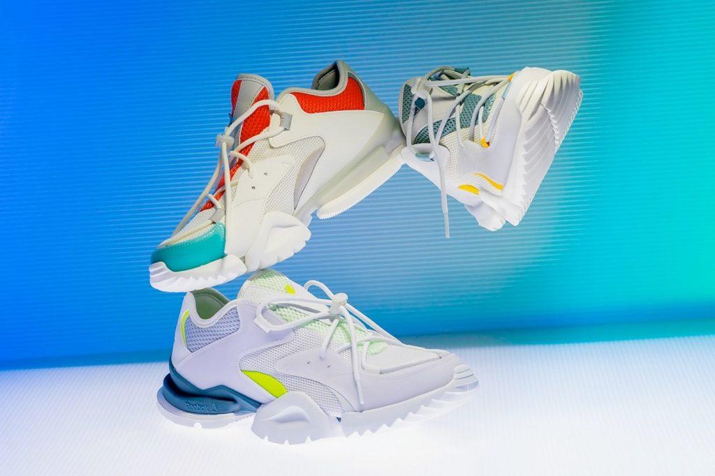 Reebok dévoile la Run.r 96 & Sock Run.r dans un coloris neon pop