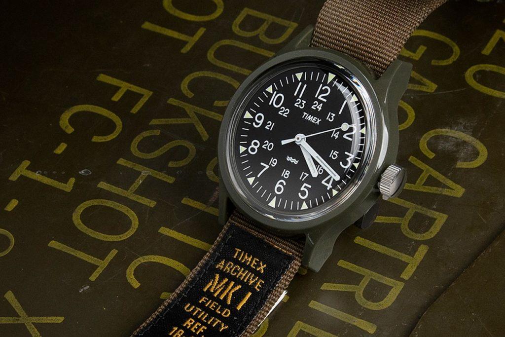 Montre Timex Archive Camper MK1