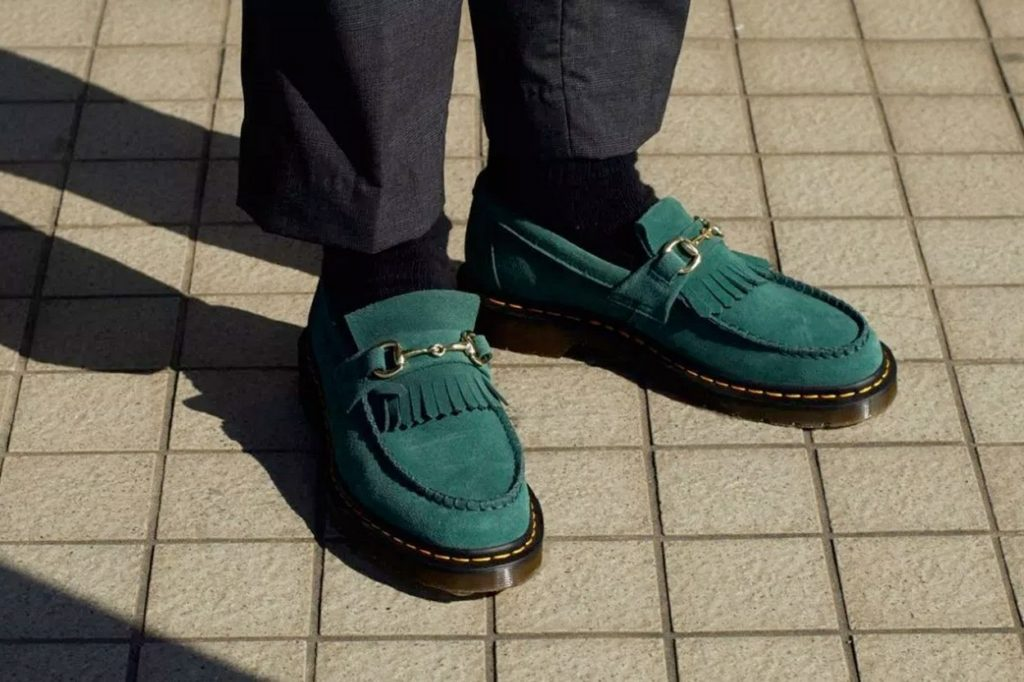 Dr. Martens x United Arrows & Sons Snaffle Loafer