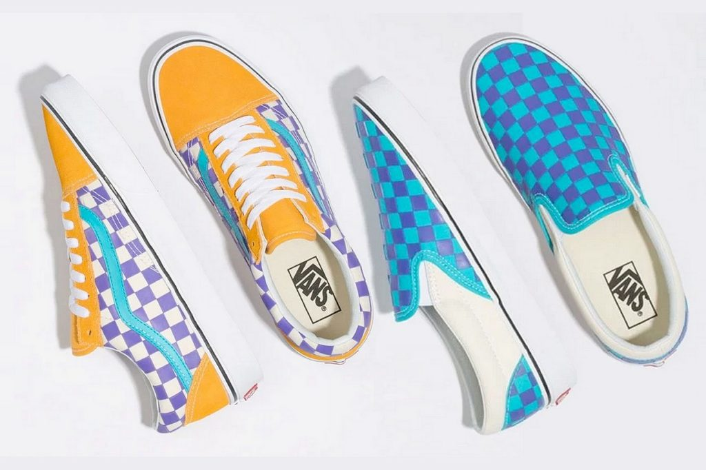 Pack Vans Thermochrome Checker
