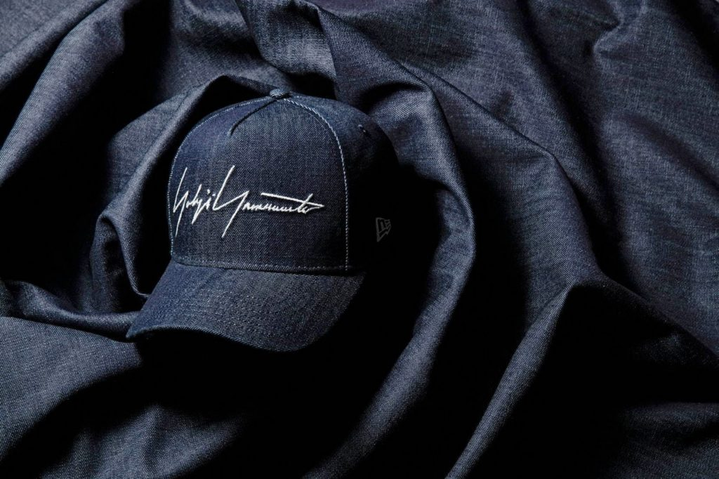 Collection capsule Yohji Yamamoto x New Era Printemps/Été 2019