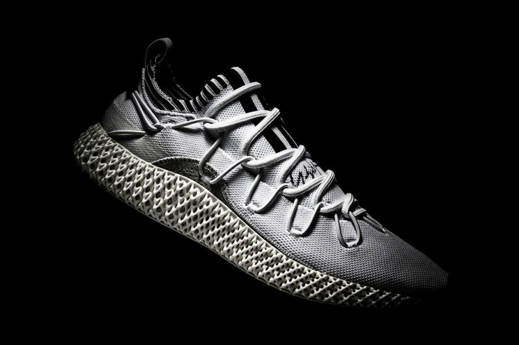 adidas Y-3 présente le Runner 4D II
