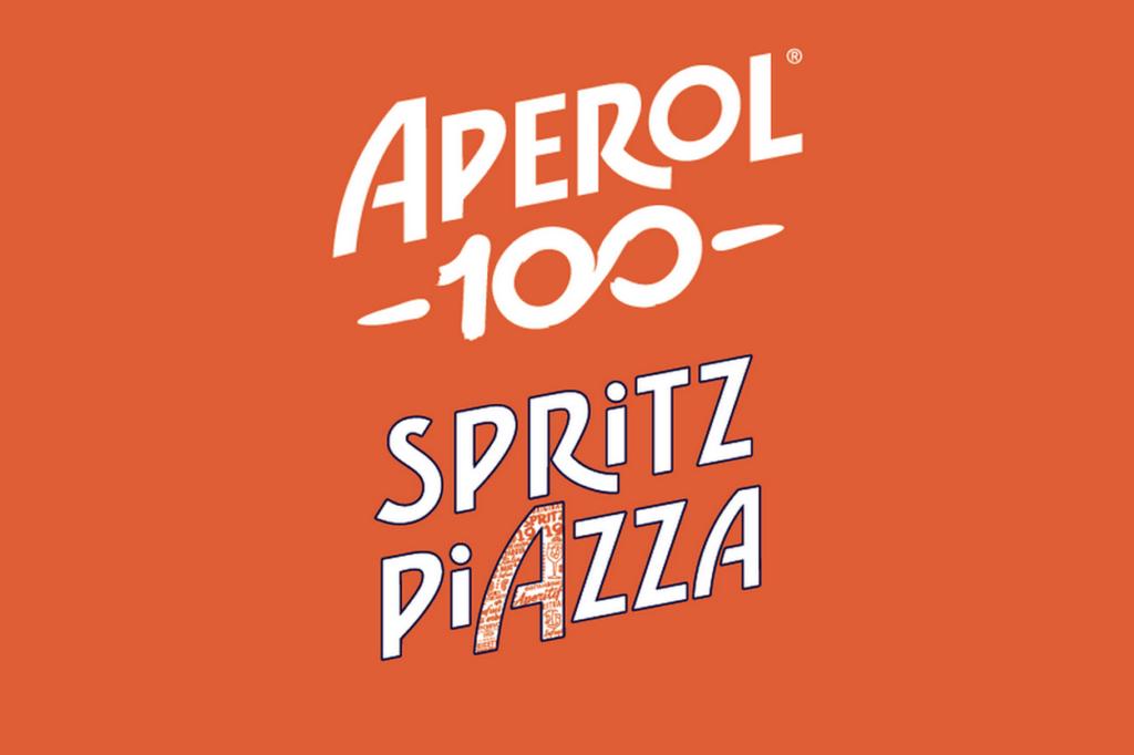 Aperol célèbre son 100ème anniversaire lors de son SPRITZ PIAZZA