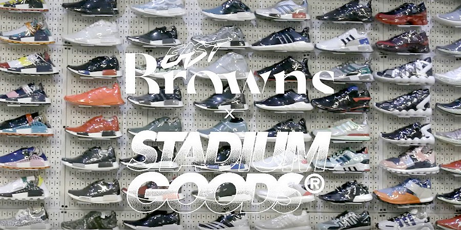 Browns x Stadium Goods