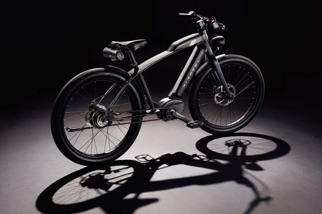 Electra présente son nouveau e-bike : Café Moto Go!