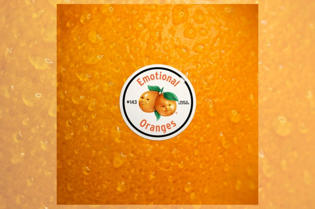 "Emotional Oranges ""The Juice: Vol.1"""