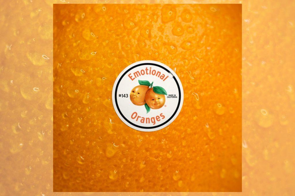 "Emotional Oranges ""The Juice: Vol.1"""