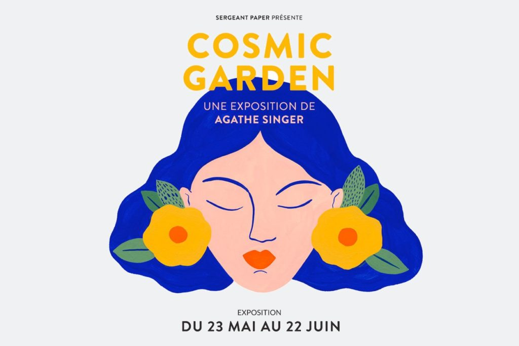 Exposition : Cosmic Garden par Agathe Singer