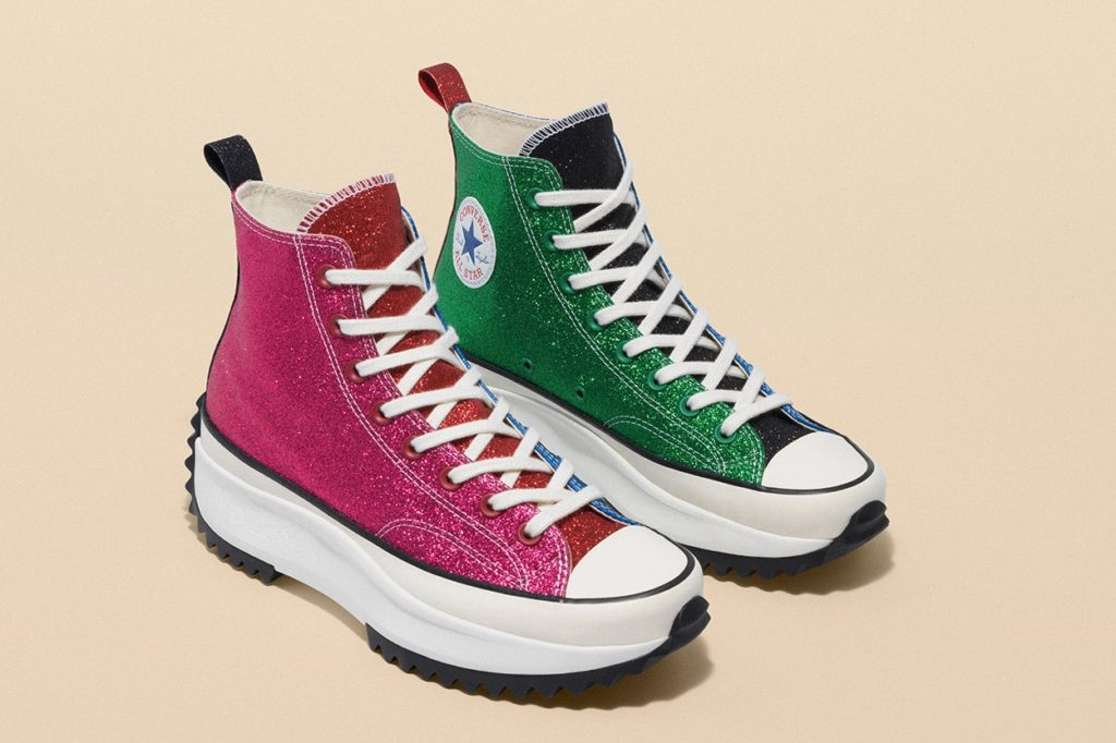 "JW Anderson x Converse ""Glitter Pack"""