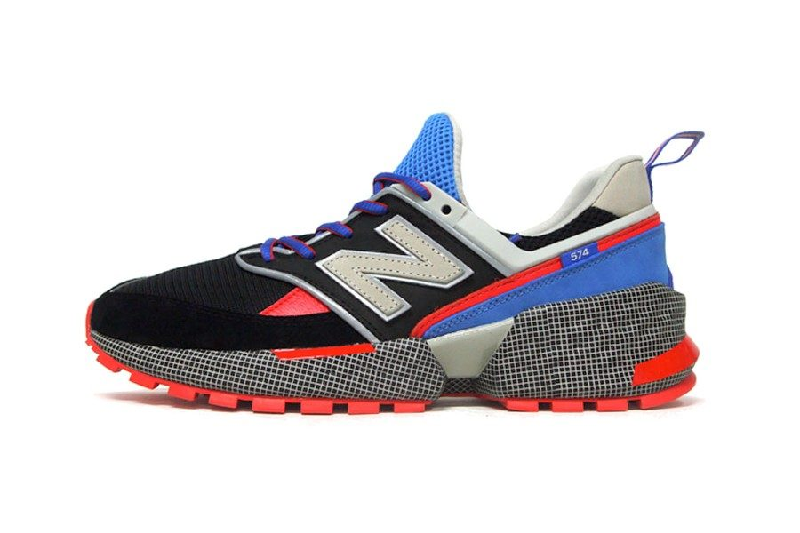 d583ab470a0a mita sneakers x WHIZ LIMITED x New Balance MS574 V2