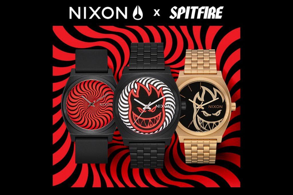 Nixon x Spitfire