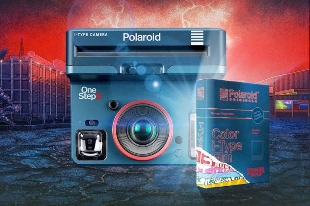 Polaroid Originals OneStep 2 Camera - Stranger Things Edition