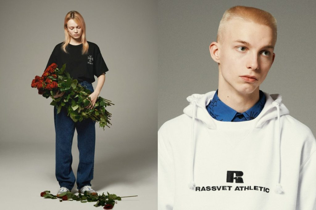 Rassvet x Russell Athletic