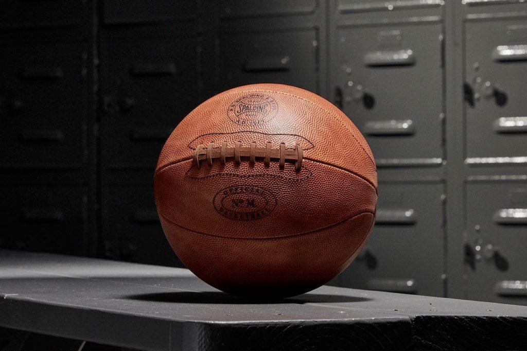 Spalding célèbre son 125ème anniversaire avec un ballon de basket en cuir Horween