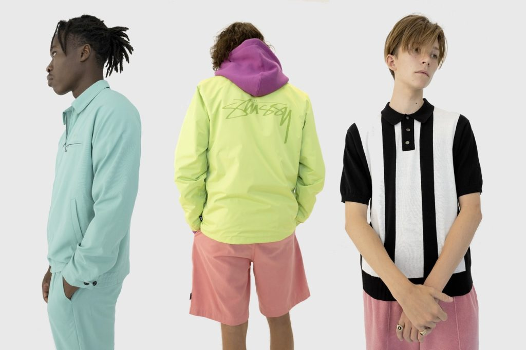 Collection Stüssy Été 2019