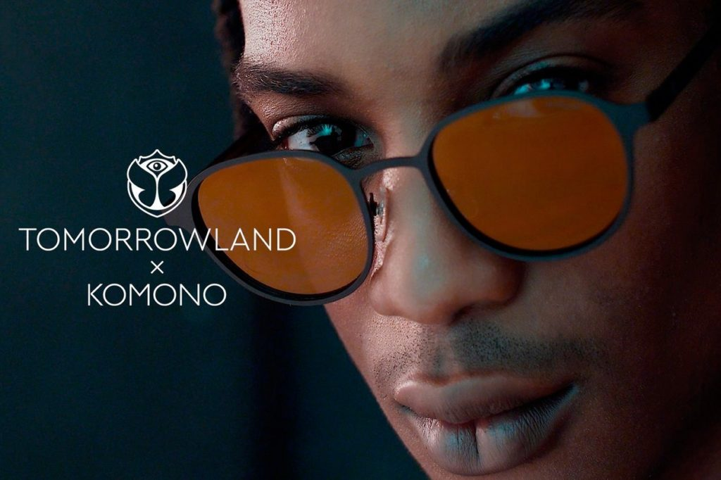 Collection capsule Komono x Tomorrowland