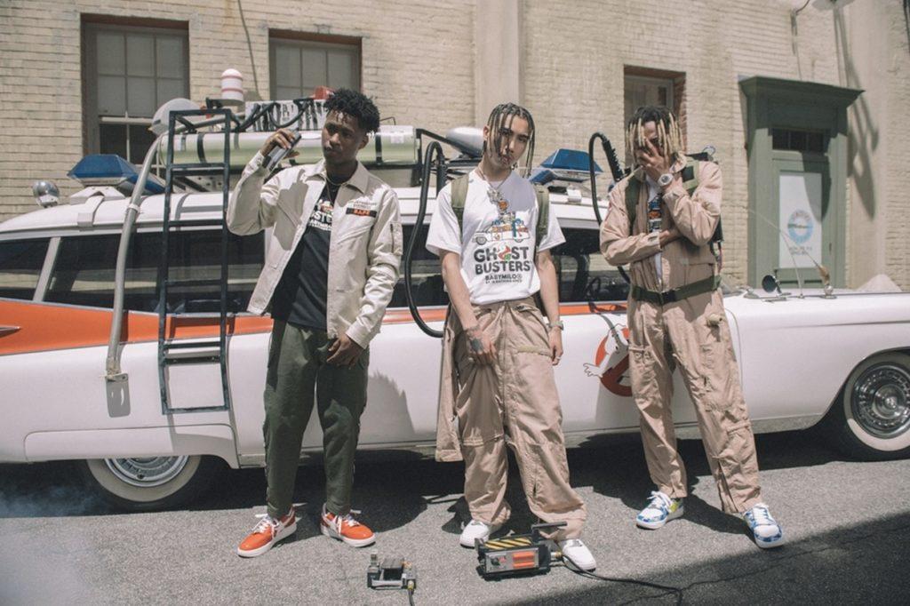 Collection BAPE x Ghostbusters 35ème Anniversaire