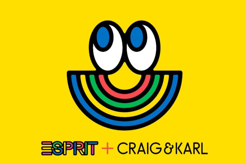 Collection capsule Esprit x Craig & Karl